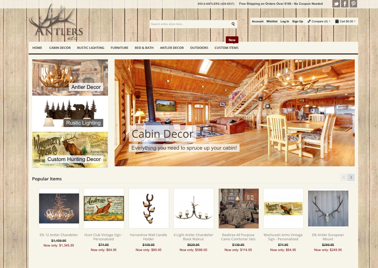 Denver Ecommerce Website Design