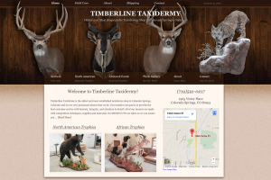 Hunting Industry Website