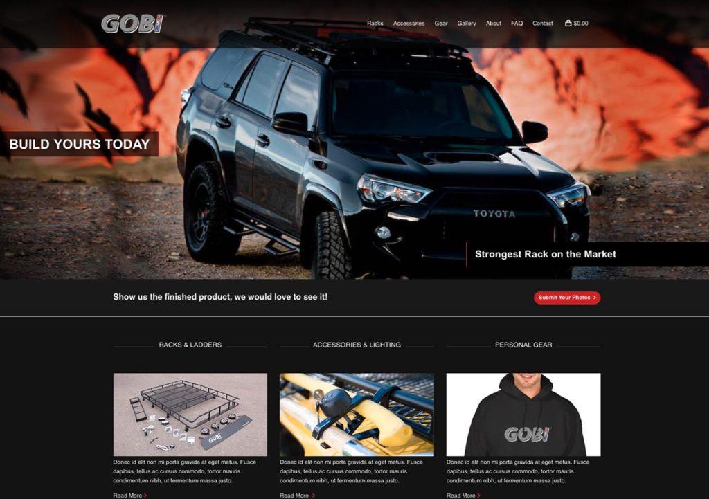 WordPress Ecommerce Design
